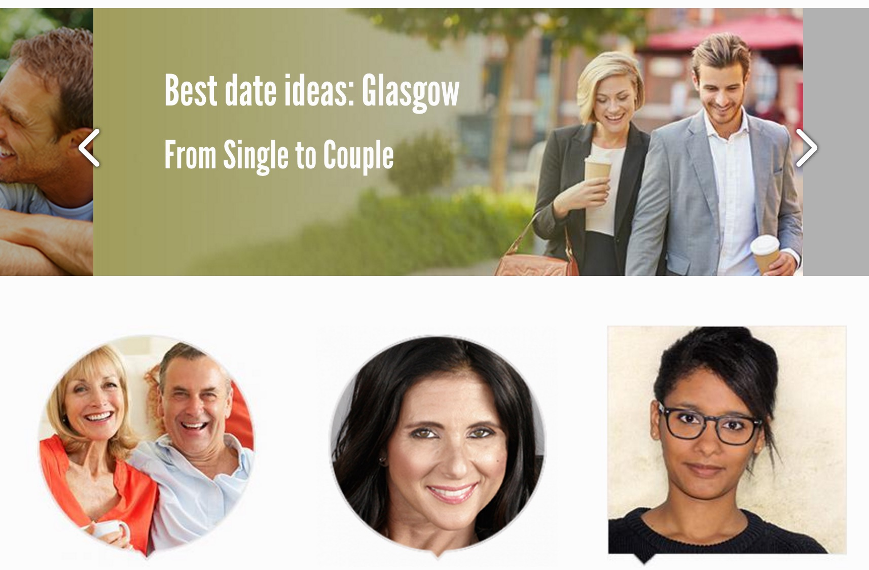 Matchmaking services glasgow