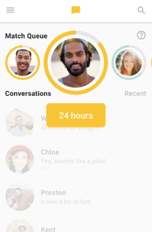 Bumble Mobile Dating App