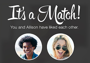 tinder online dating
