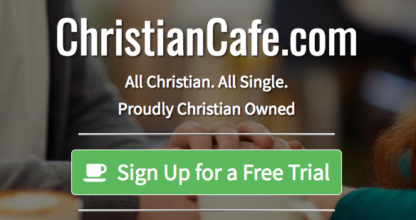 Sign Up for Christian Cafe